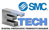 SMC Etech Digital Pneumatic Products Builder